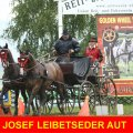 Josef Leibetseder existing Four in Hand national Champion,in Austria he started in Altenfelden with new young Pairs Horses to qualif. the Horses for his Customer. 19th Place